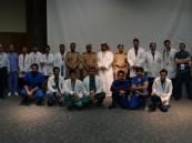 كلية الأمير سلطان الصحية تنفذ أسبوع العناية التنفسية في مدارس الظهران