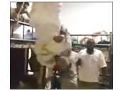 المتورطون في مقطع ضرب سجين بريمان: كنا نمزح