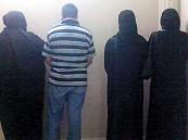 شاب سعودي وآسيويان وامرأة.. حولوا فندقاً في خميس مشيط إلى وكر دعارة