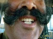 منع هندي من دخول الإمارات بسبب شاربه