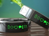 Smarty Ring خاتم ذكي متصل بالهواتف والحواسب اللوحية