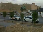 """الجهات الأمنية تحاصر إثيوبيون أثاروا الشغب بـ""""منفوحة الرياض"""""""