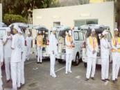 إعادة تأهيل 40 ألف ممرض وممرضة من حملة الدبلوم