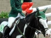 دلما رشدي أول أولمبية سعودية