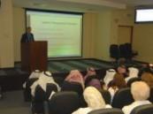 برنامج جودة الرعاية الصحية لرفع كفاءة العاملين في مستشفى الإمام عبد الرحمن آل فيصل .
