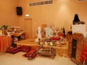 مركز التنمية الأسرية التابع لجمعية البر بالأحساء  ينهي ملتقى الفتيات ( فله بنات )