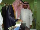 فيصل بن فهد رئيس مجلس إدارة شركة فاما القابضة المحدودة،  يصوت للأحساء