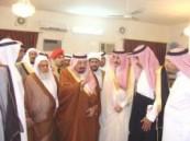 الأمير عبدالرحمن بن عبدالعزيز ضيفا على الشيخ الجزيري