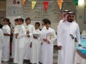 أكثر من 150 طالب من مدارس المحافظة يتفاعلون مع فعاليات يوم السكر العالمي بمستشفى الولادة والأطفال بالأحساء .