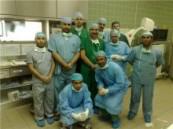 جراحه نادرة لإستئصال ورم في مستشفى الملك فهد