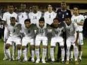 انطلاق معسكر منتخب المملكة الاول لكرة القدم أمس  .