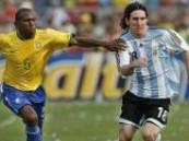 في الدوحة مساء اليوم … البرازيل والأرجنتين في مباراة المتعة والأثارة