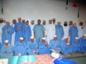 بمناسبة عيد الأضحى المبارك … مستشفى الصحة النفسية يقيم حفل معايدة لنزلاء المستشفى