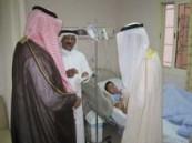 بمناسبة عيد الأضحى المبارك … لجنة أصدقاء المرضى تعايد مرضى مستشفى الجفر بالأحساء