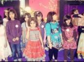 عائلة البن سعد تحتفل بتفوق فتياتها .