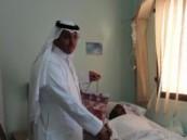 قسم الخدمة الاجتماعية بمستشفى بقيق العام  يدخل بهجة العيد على منوميه .