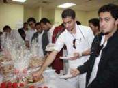 إدارة التمريض بصحة الأحساء تنظم البرنامج التحضيري لطلاب وطالبات الامتياز للتدريب العملي للعام 1432هـ .
