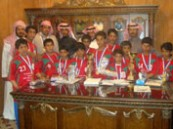 تعليم البنين ينظم مسابقات مدرسية