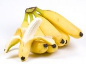 الموز يعالج الإمساك ومشاكل المعدة والأمعاء