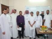 قطاع العمران للرعاية الأولية يكرم الفرق الطبية لحملة تطعيم طلاب المدارس .