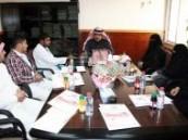 إدارة الرعاية الأولية بصحة الأحساء تعقد إجتماعها التحضيري ليوم التمريض الخليجي للعام 1432هـ .