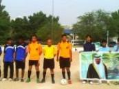 نادي القاره في الثواني الاخيره يتأهل الى دور الأربعه في بطولة شباب الاهلي .