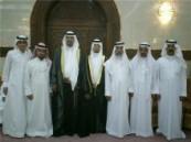 القطان تحتفل بزفاف حسين