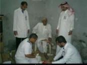 فريق طبي متكامل يزور المريض في منزله .. مستشفى الفهد يطلق برنامج الرعاية الصحية المنزلية