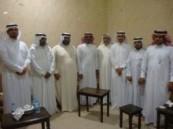 مشرف قطاع العمران يلتقي بلجان أصدقاء الصحة بالمراكز الصحية .