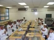 من ضمنهم 40 طالب من ذوي الإعاقة السمعية .. 130 طالب في برنامج الأمير لتنمية الشباب الصيفي بالأحساء