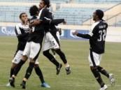 بعد فوز الفريق على الربيع … إدارة نادي هجر تكافئ لاعبيها بـ ( 140 ) ألف ريال