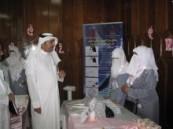معرض توعوي عن سرطان الثدي بمستشفى الملك فهد بالهفوف
