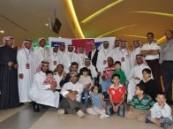 الجامعة العربية المفتوحة ? فرع الأحساء تشارك فيِ فعاليّاتِ أسبوع المرور الخليجيّ الموحّد السابع و العشرون .
