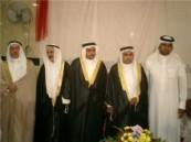 العامر تحتفل بزواج حسين و عباس