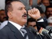 """في تسجيل منسوب للرئيس اليمني السابق """"صالح"""" يدعو لتدمير كل شيء باليمن"""