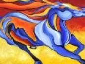 40 تشكيليا وتشكيلية من ثقافة وفنون الدمام  يعرضون  أعمالهم بالشراع مول اليوم  .