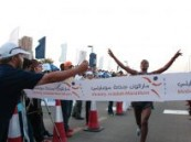 مشعل بن ماجد يتوِّج الفائزين بسباق ماراثون جدة موبايلي 2011