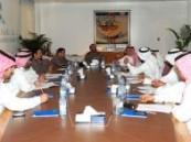 اللجنة التجارية تؤكد ضرورة انهاء الاختناقات المرورية بشوارع الشرقية  .