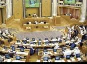 """""""مجلس الشورى"""" يؤكد على متابعة المشروعات المتعثرة والتصدي لمظاهر الفساد"""