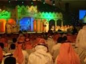 6 منشدين يشعلون حماس 2500 زائر وزائرة لمهرجان صيف الأحساء  ..