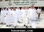 ألتقى عدد من المواطنين … وزير الصحة يقوم بجولة تفقدية لمستشفيات الأحساء صباح اليوم