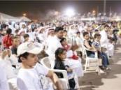 """خيمة الأطفال في مهرجان """"حسانا فله"""" تستقطب أكثر من 38 ألف طفل وطفلة  .."""