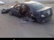 إصابة إثنان في حادث تصادم بين سيارتين بمدينة العمران  .
