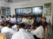 بهدف نشر  ثقافة البحث العلمي وتشجيع الباحثين : الندوة العالمية ببنغلاديش تنظم  حلقة نقاش بحثية .