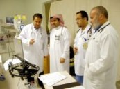بعد توقف قلبه ورئتيه عن العمل : تقنية التبريد تنقذ حياة مريض في مستشفى الملك عبد العزيز بالأحساء .