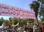 سوريا : الأسد يواصل القمع .. ويرسل الدبابات إلى حمص