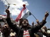 صالح يرفض الخروج من اليمن .. ومسلحو الأحمر يستولون على وكالة سبأ بعد تجدد الاشتباكات
