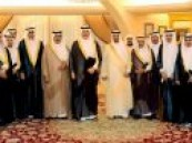 الأمير محمد بن فهد يستقبل المهندس الجبير وأعضاء بلدي الأحساء .