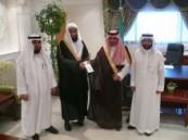 سبكيم تقدم ربع مليون ريال لجمعية تحفيظ القرآن الكريم بالجبيل  .