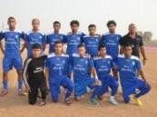 ضمن دورة الجزيرة 2011 الفرسان أول المتأهلين بعد فوزه على شباب المبرز